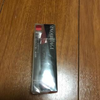 マキアージュ(MAQuillAGE)の新品未開封 資生堂 マキアージュ ルージュエナメルグラマー RD201(口紅)