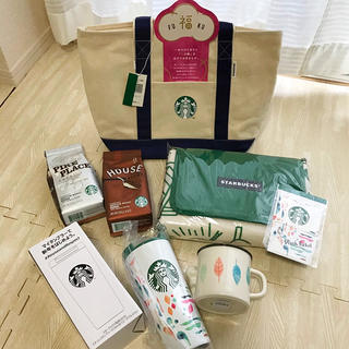 スターバックスコーヒー(Starbucks Coffee)の《ゆいちん0914様 専用》Starbucks 福袋2020(その他)