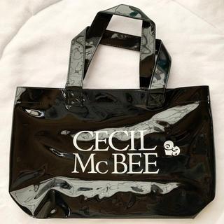 セシルマクビー(CECIL McBEE)の新品 未使用 非売品 トートバッグ セシルマクビー(トートバッグ)