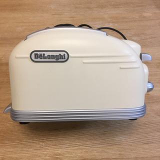 デロンギ(DeLonghi)のDeLonghi ジーナコレクション ポップアップトースター CTM2023J(調理機器)