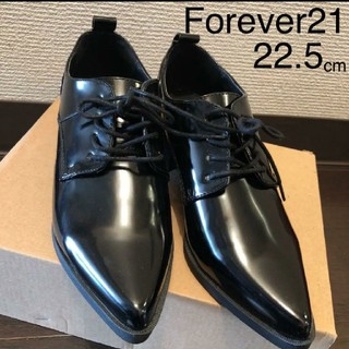 フォーエバートゥエンティーワン(FOREVER 21)のFOREVER21オックスフォードシューズ(ローファー/革靴)