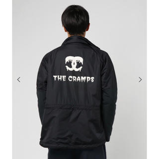 HYSTERIC GLAMOUR - [新品]ヒステリックグラマーHYSTERIC GLAMOURナイロンボアブルゾン