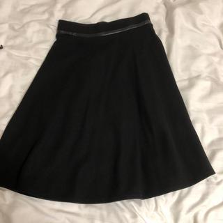カプリシューレマージュ(CAPRICIEUX LE'MAGE)の膝丈スカート(ひざ丈スカート)