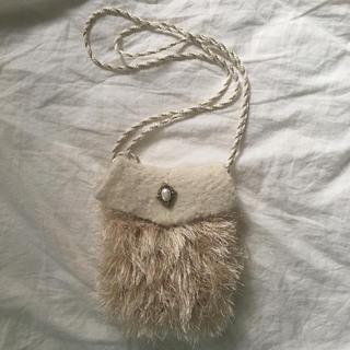 ロキエ(Lochie)のvintage  bag  フリンジ(ショルダーバッグ)