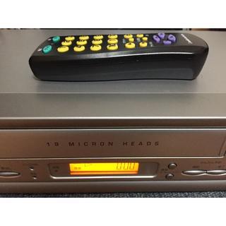 SHARP - 10 シャープ VHSビデオデッキ VC-H210 中古