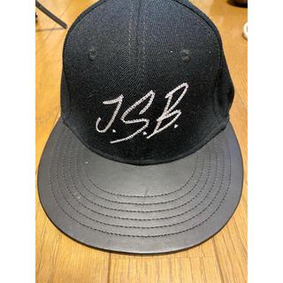 サンダイメジェイソウルブラザーズ(三代目 J Soul Brothers)のJ.S.B キャップ(キャップ)