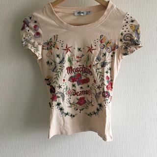 モスキーノ(MOSCHINO)のモスキーノジーンズ タトゥー Tシャツ(Tシャツ(半袖/袖なし))