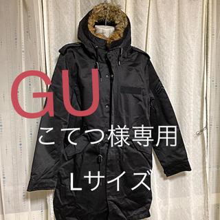 ジーユー(GU)のGU☆MENモッズコート(モッズコート)