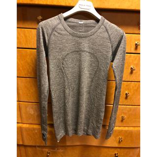 ルルレモン(lululemon)のお値下げ中❗️ルルレモン 長袖Tシャツ サイズ6(ヨガ)