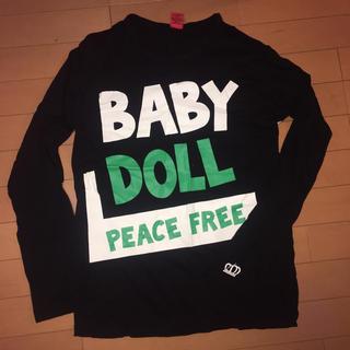ベビードール(BABYDOLL)のベビードール  シャツ(Tシャツ/カットソー(七分/長袖))