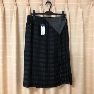 トミーヒルフィガー(TOMMY HILFIGER)の新品タグ付き、巻きスカート(ロングスカート)