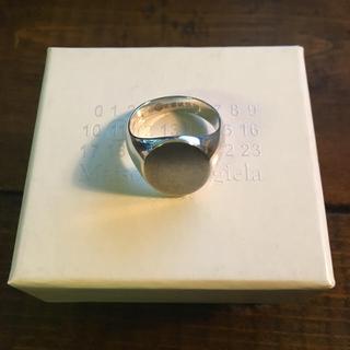 マルタンマルジェラ(Maison Martin Margiela)の【まろ様専用】Maison Margiela リング 指輪 マルジェラ(リング(指輪))