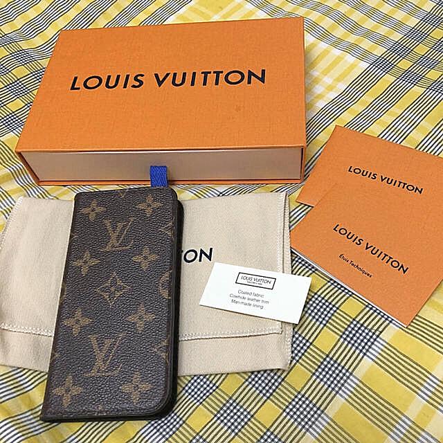 LOUIS VUITTON - 【美品】ルイヴィトン iPhoneX XSケースの通販