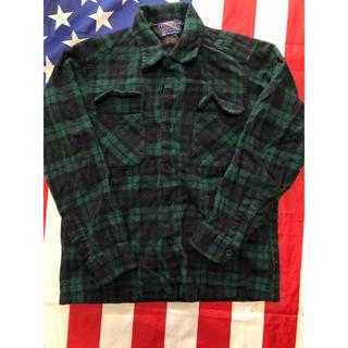 ペンドルトン(PENDLETON)のペンドルトン vintage ネルシャツ 60s(シャツ)