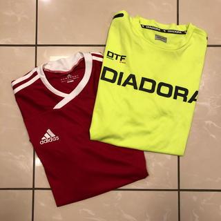 DIADORA - adidas  DIADORA プラクティスTシャツ