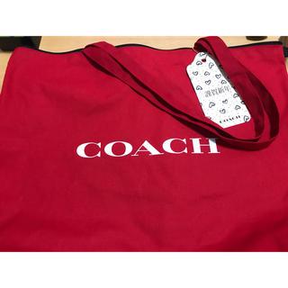 コーチ(COACH)のコーチ 福袋 バッグ 2020年 赤トートバッグ(トートバッグ)