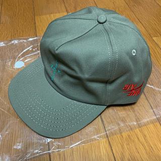 シュプリーム(Supreme)のtravis scott nike cuctus jack Jordan cap(キャップ)