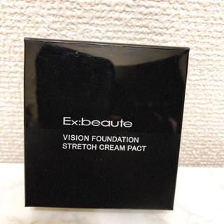 エクスボーテ(Ex:beaute)のエクスボーテ ビジョンファンデーション ストレッチクリームパクト レフィル(ファンデーション)