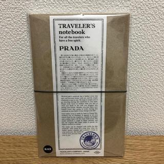 プラダ(PRADA)のレア!新品!プラダ トラベラーズノート PRADA(カレンダー/スケジュール)