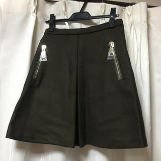 モンクレール(MONCLER)のモンクレール 新品 スカート(ひざ丈スカート)