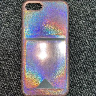ウィゴー(WEGO)のiPhone 8ケース wego(iPhoneケース)