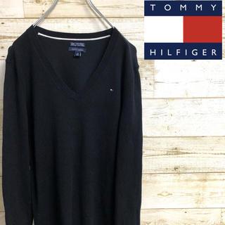 トミーヒルフィガー(TOMMY HILFIGER)の*トミーヒルフィガー*ニットセーター*Sサイズ*(ニット/セーター)