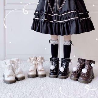 ロリータ ブーツ 靴 Angelic Pretty Ank Rouge(ブーツ)