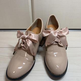 フィント(F i.n.t)のF.i.n.t エナメル メルヒールシューズ(ローファー/革靴)