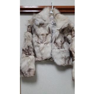 レッセパッセ(LAISSE PASSE)の毛皮コート ファーコート(毛皮/ファーコート)