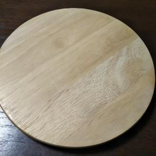 ウッド調 ターンテーブル(ターンテーブル)