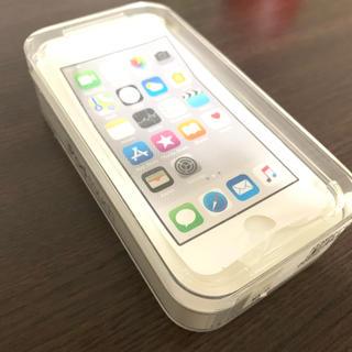 アイポッドタッチ(iPod touch)のiPod touch第六世代購入時箱/純正イヤホン(ヘッドフォン/イヤフォン)