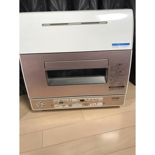 トウシバ(東芝)のTOSHIBA 食器洗い乾燥機 DWS-600D(食器洗い機/乾燥機)
