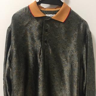 トーガ(TOGA)のtoga virilis 19aw ペイズリープルオーバーシャツ (シャツ)