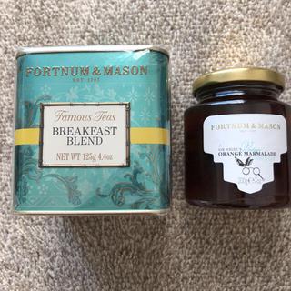 フォートナム&メイソンの紅茶とジャム(茶)