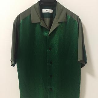 トーガ(TOGA)のtoga virilis 19ss オープンカラーシャツ (シャツ)