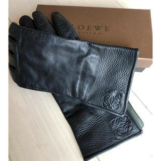 ロエベ(LOEWE)のロエベ  手袋 mm様専用です☺️🙏(手袋)