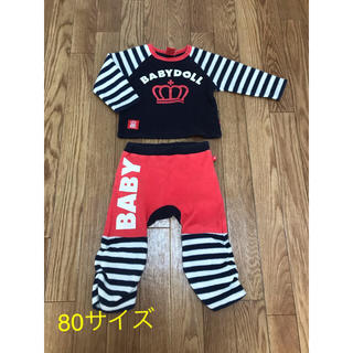 BABYDOLL - 子供服 80