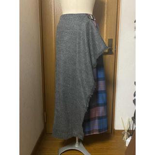 トゥモローランド(TOMORROWLAND)のオニールオブダブリン☆ロング巻きスカート(ロングスカート)