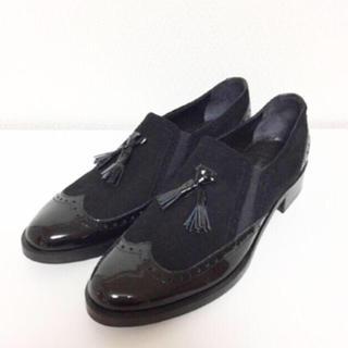 フレームワーク(FRAMeWORK)の最終お値下げ。LUCA GROSSIトラッドシューズ 定価価格¥31,320(ローファー/革靴)