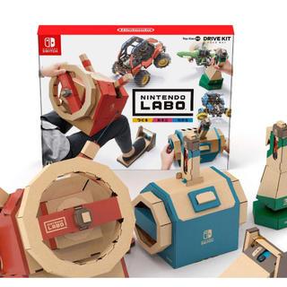 任天堂 -  Nintendo Labo ラボ Toy-Con 03: Drive Kit