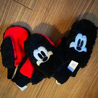 ベビーギャップ(babyGAP)の baby GAP⭐︎ミッキーミトン手袋(手袋)