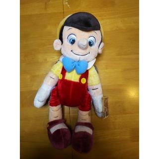 ディズニー(Disney)のDisney ピノキオ ぬいぐるみ(キャラクターグッズ)
