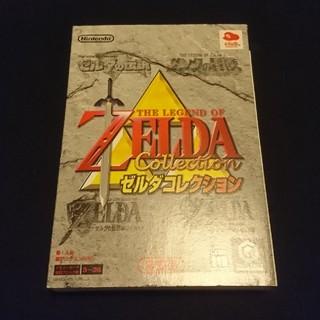 ニンテンドーゲームキューブ - 【GC】ゼルダコレクション & 裏ゼルダ