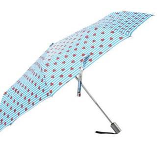 ジルスチュアート(JILLSTUART)のジルスチュアート★  プチダイヤモンド  3段 自動 晴雨兼用傘 新品(傘)