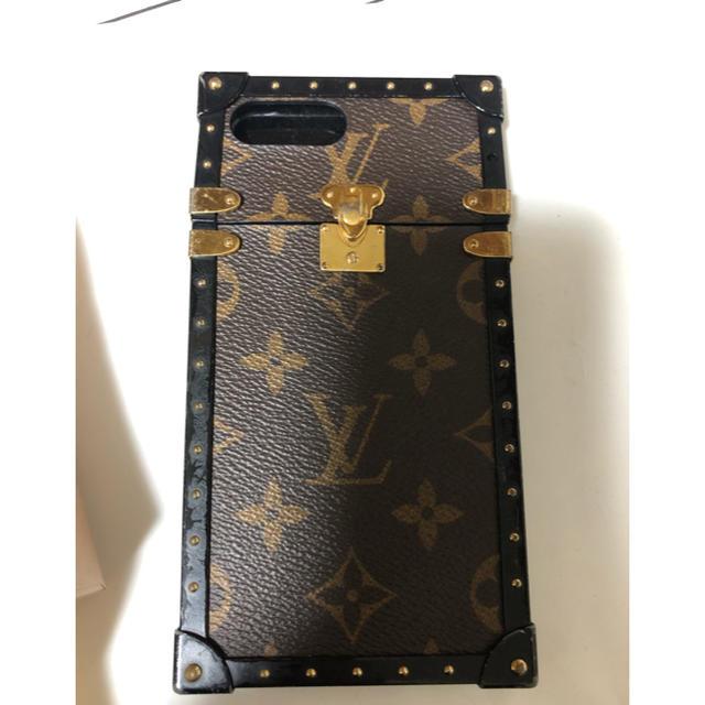 iphoneケース chanel - LOUIS VUITTON - ルイヴィトン  アイトランク iPhoneケースの通販 by おもち's shop|ルイヴィトンならラクマ