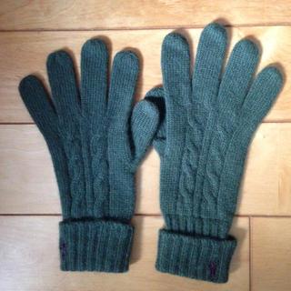 Ralph Lauren - ラルフローレン 手袋 新品 ニット セーター コート ジャケット ウール