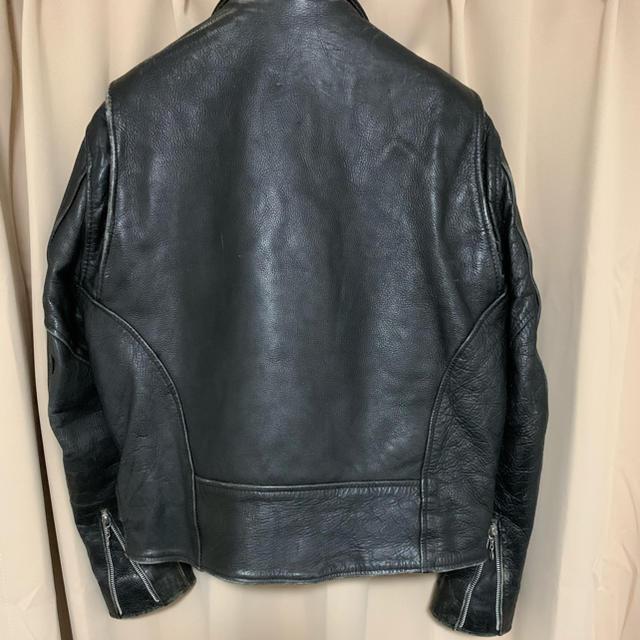 schott(ショット)のダブルライダース メンズのジャケット/アウター(ライダースジャケット)の商品写真