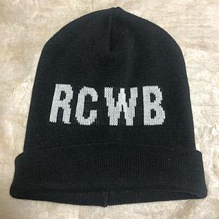 ロデオクラウンズ(RODEO CROWNS)の【 RODEO CROWNS 】ニット帽(ニット帽/ビーニー)