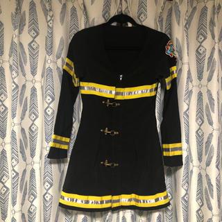 レッグアベニュー(Leg Avenue)のハロウィンコスチューム 消防士 サイズSM(衣装)