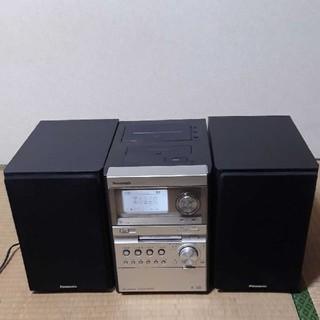パナソニック(Panasonic)のPanasonic SA-PM870SD コンポ(スピーカー)
